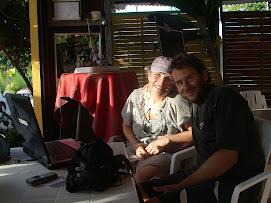 Mise a jour du blog dans les bars Martiniquais