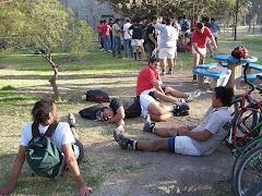 9° fecha PUMANQUE - LOS CUERVOS RC