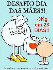 Desafio dia das mães!!!