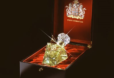 Imperial Majesty:O perfume mais caro do mundo = $215,000