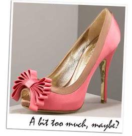 Sapato Valentino ___ Nunca vi nada tão feminino!