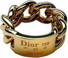 """Bracelete dos sonhos """"DIOR""""."""