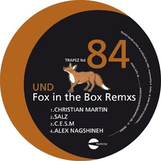 minimal mass.net UND – Fox In The Box Remxs [TRAPEZLTD84]