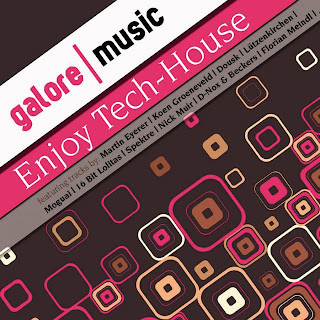 clubmusicsource.com VA   Enjoy Tech House Volume 1