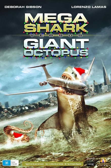 Killer Sharks Movies Movie Called Mega Shark vs