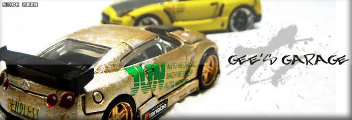 Gee's Garage