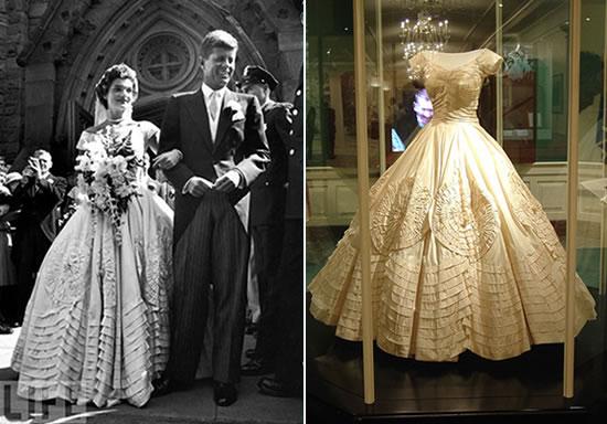 When Jacqueline Bouvier married John F Kennedy in September 1953