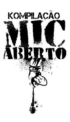 """KOMPILAÇÃO """"MIC ABERTO vol.1"""""""