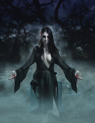 bellas vampiros
