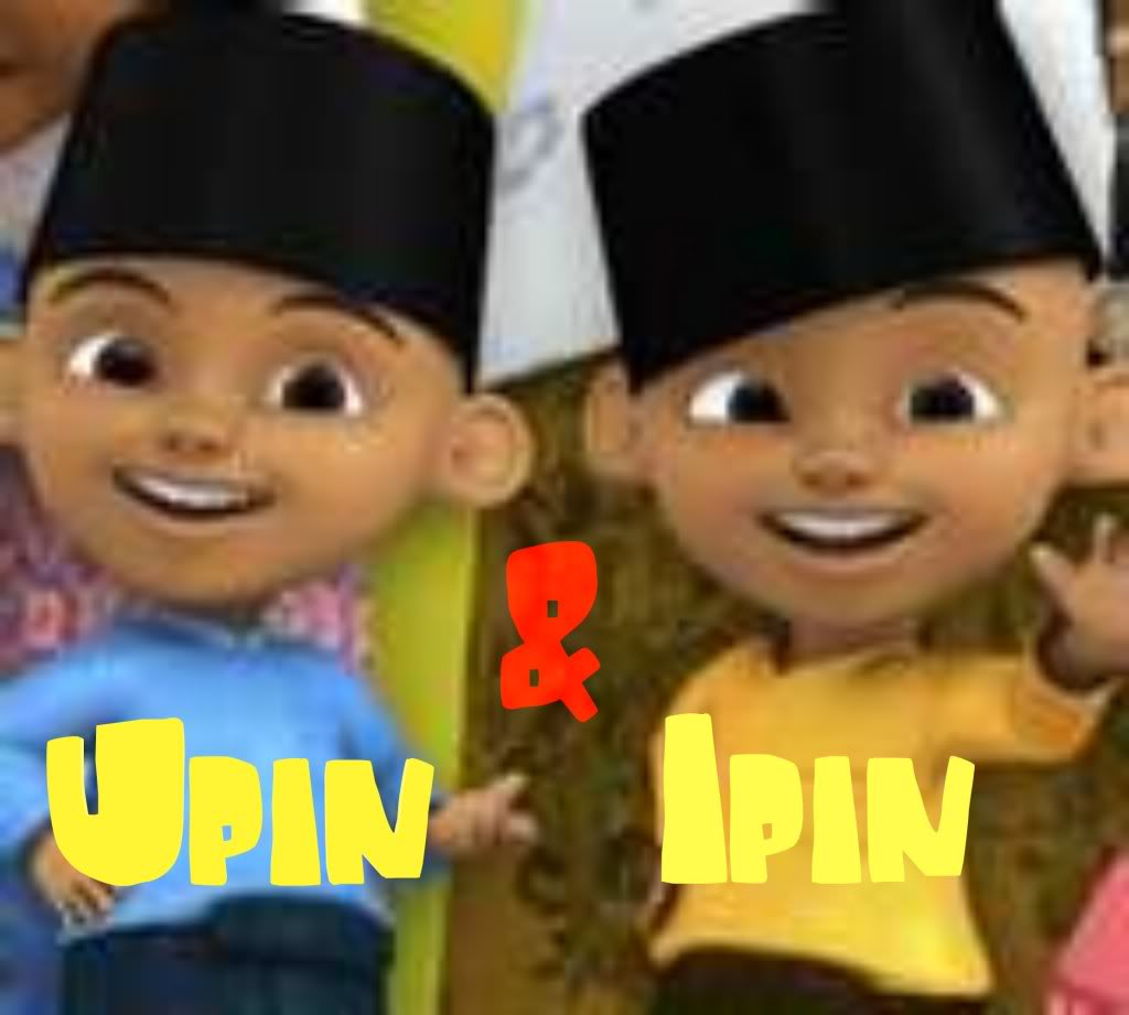 Ipin Dan Upin
