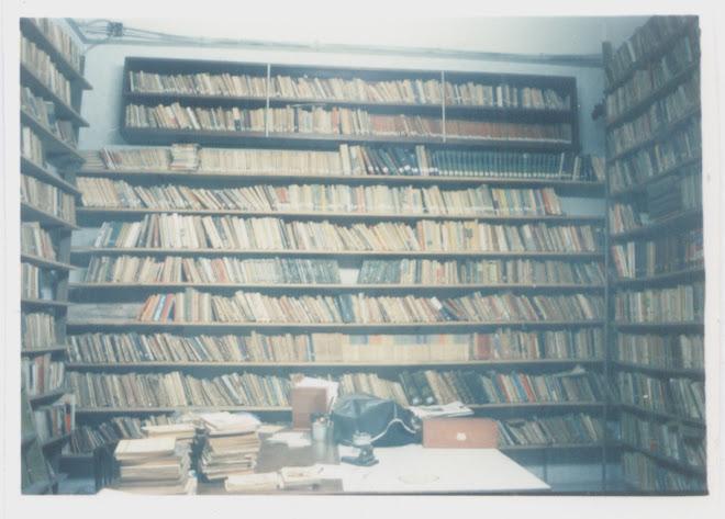 Biblioteca Federación Libertaria