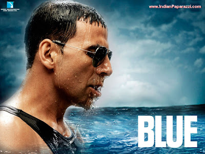 Akshay Kumar Wallpapers Blue