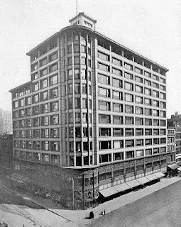 Carson, Pirie, Scott Building