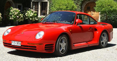 ex-Karajan Porsche 959