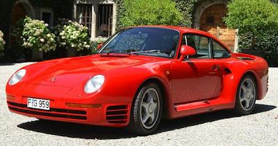 ex-Karajan Porsche 959
