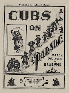 Cubs on Parade cover