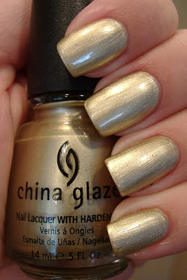 china glaze passion nail polish