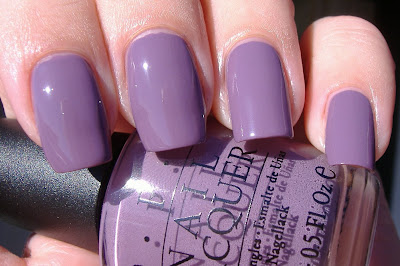 opi parlez-vous opi swatch