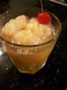 photo from here bourbon slushies boil 6 cups of water