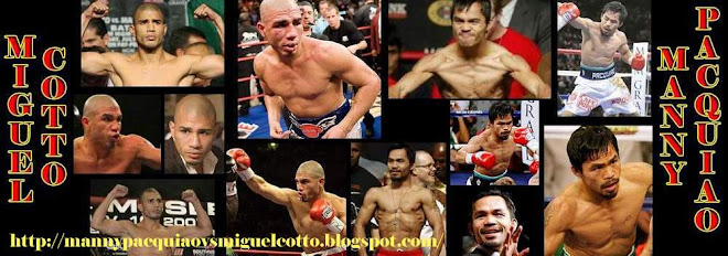 Manny Pacquiao vs Miguel Cotto Fight | News, Pictures, Videos
