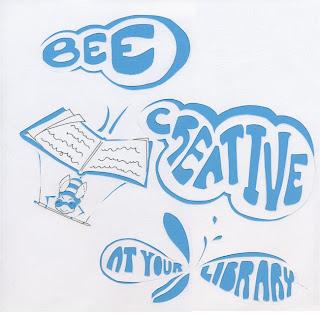 Kids Summer Reading Program bag design winner