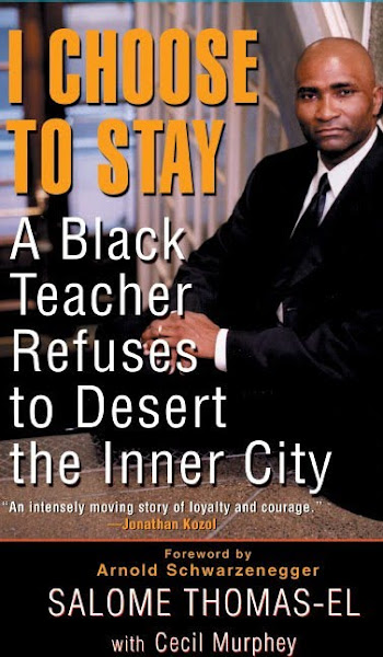 I CHOOSE TO STAY: A BLACK TEACHER REFUSES TO DESERT THE INNER CITY