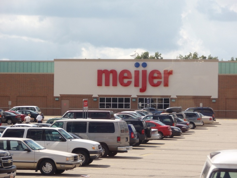 wal mart and meijer