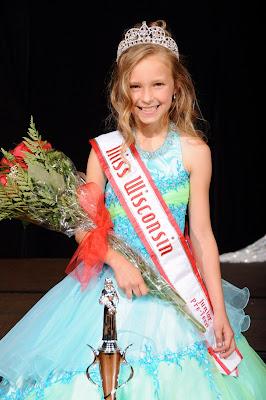 Miss Wisconsin,  Miss Wisconsin Teen,  Jamie Morelan, Olivia Lulich, Karlee Nimmer  National American Miss,  Katherine Steiger,