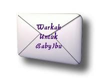 Warkah Untuk BabyIbu