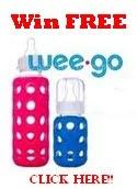 Babyibu Giveaway-Weego Bottle