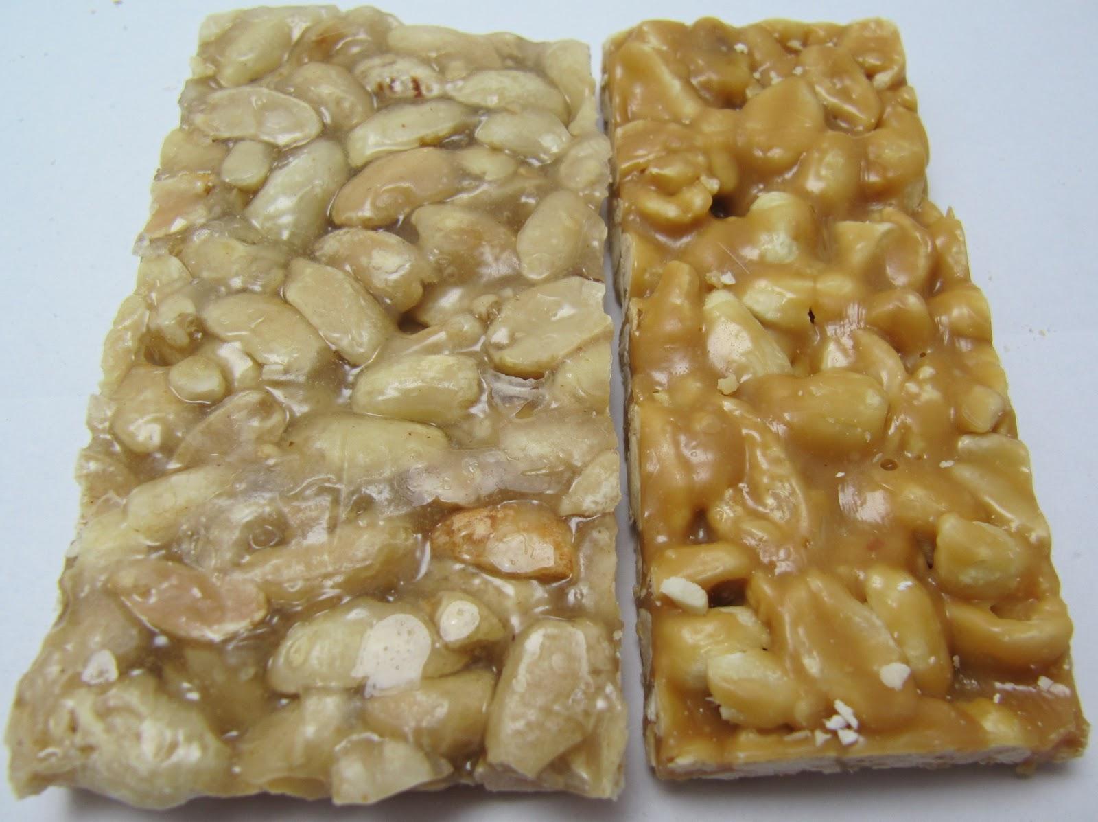Motivation by Chocolate: The Peanut Festival Continues - Peanut Bars