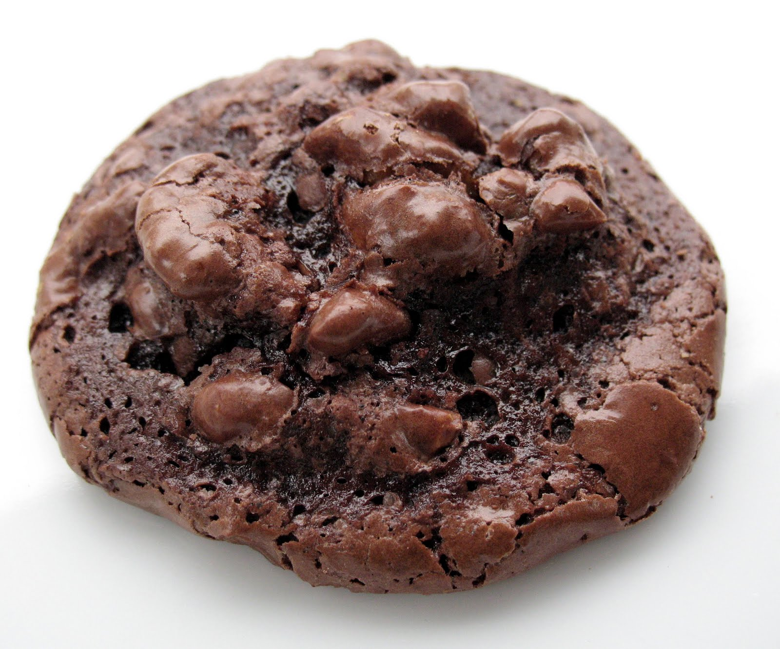 Flourless Chocolate-Walnut Cookies Recipe | mostly foodstuffs