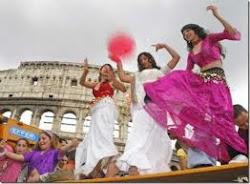 Le danze Rom
