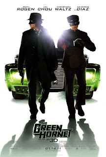 The Green Hornet movie