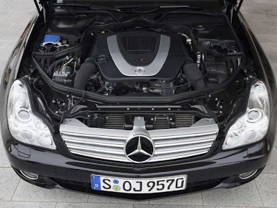 Mercedes Benz Cls 320. Mercedes Benz CLS 320 Adding