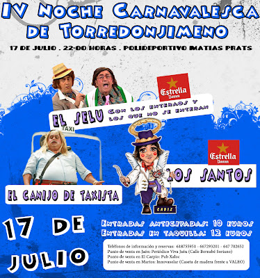 Carnaval Torredonjimeno