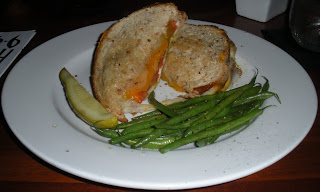 456 Fish dish Baked Grilled Cheese Sandwich