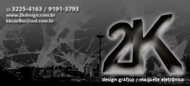 2K Design - Design Gráfico e Maquete Eletrônica