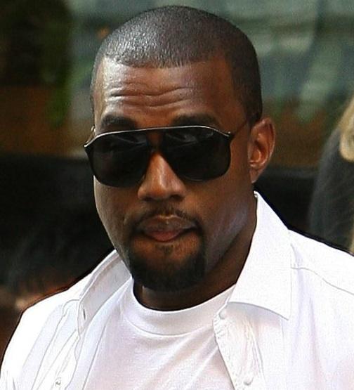 kanye west glasses white. Terri Brogan 8676 Kanye West