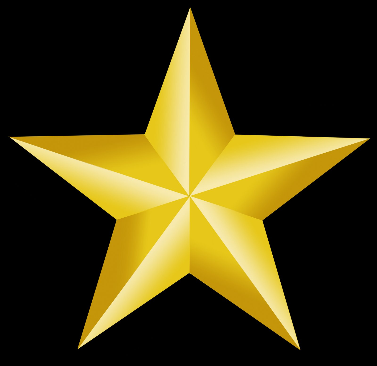 Gold Star Graphic