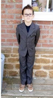 World Book Day Dr Who costume