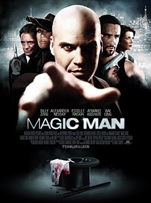 Magic Man – Dublado