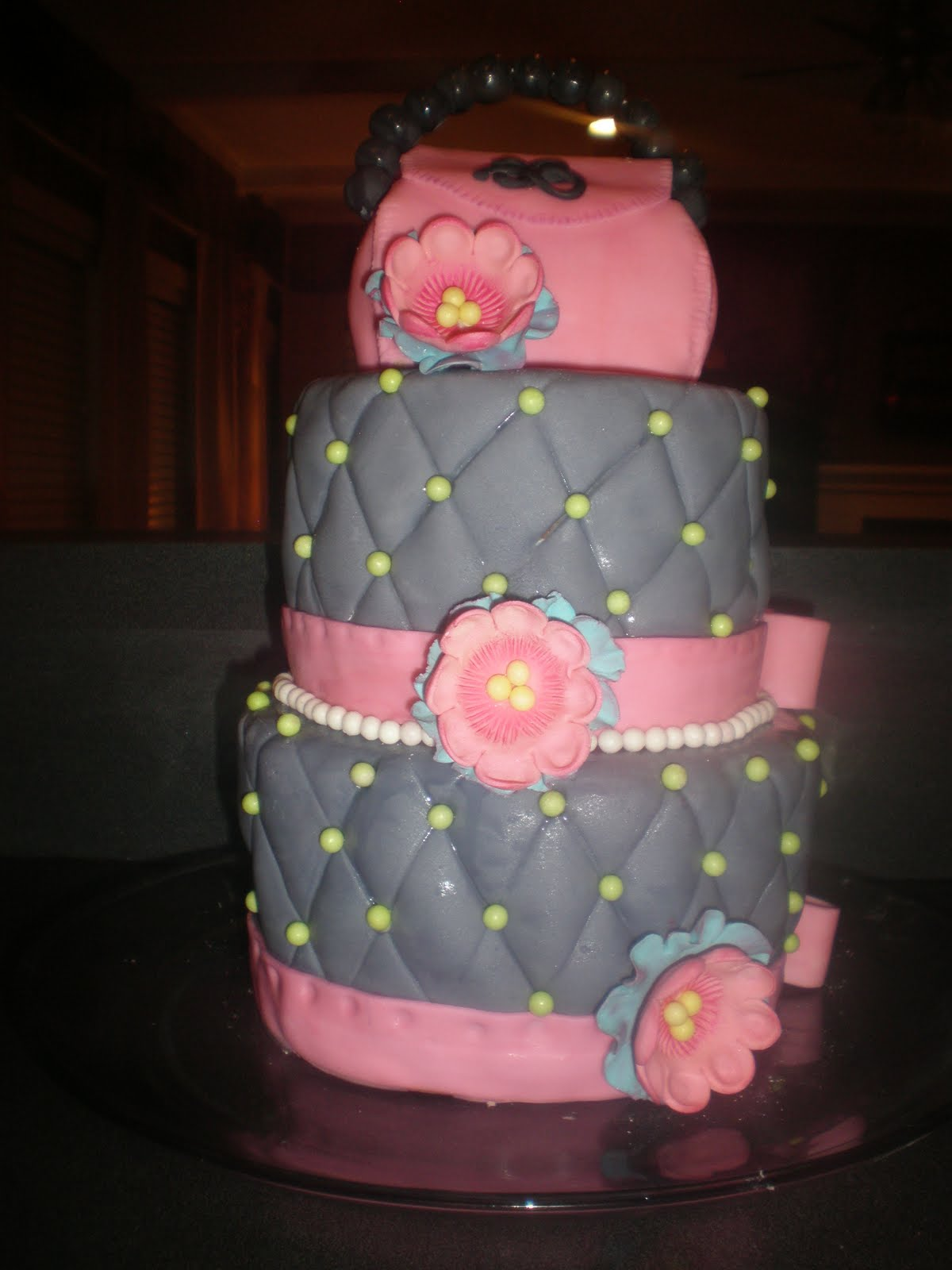 The Hatch Batch 7 Year Old Girls Birthday Cake