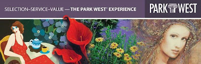 Park West Gallery Newsletter