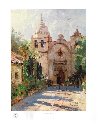 Thomas Kinkade, Park West Gallery, fine art prints, art giveaway, cruise art auctions at sea