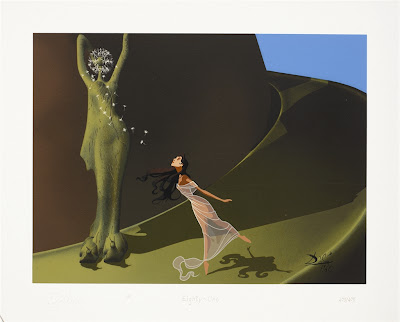 Park West Gallery, Destino, Salvador Dali, Walt Disney