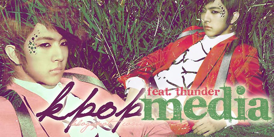 K-POP Media (V2:: Thunderbolt)