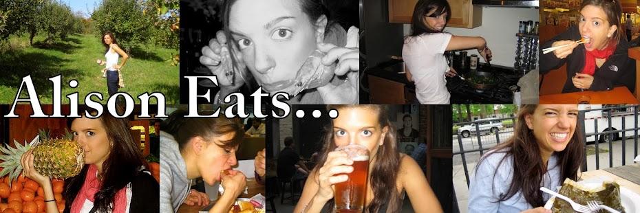 Alison Eats...
