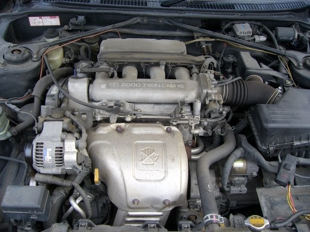 Japanese Used Engine And Spare Part 3s Fe Used Engine
