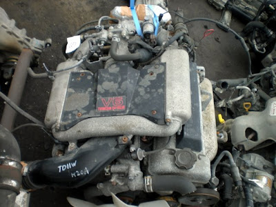 Japanese Used Engine And Spare Part H20a Used Suzuki